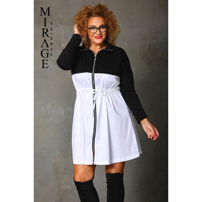 Hillary Mirage ruha/fehér