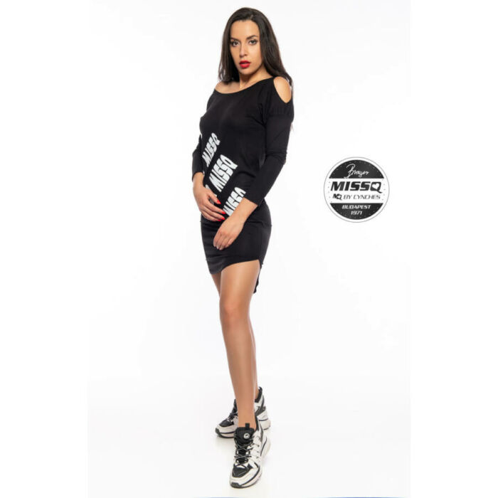 Ivett MissQ ruha/fekete