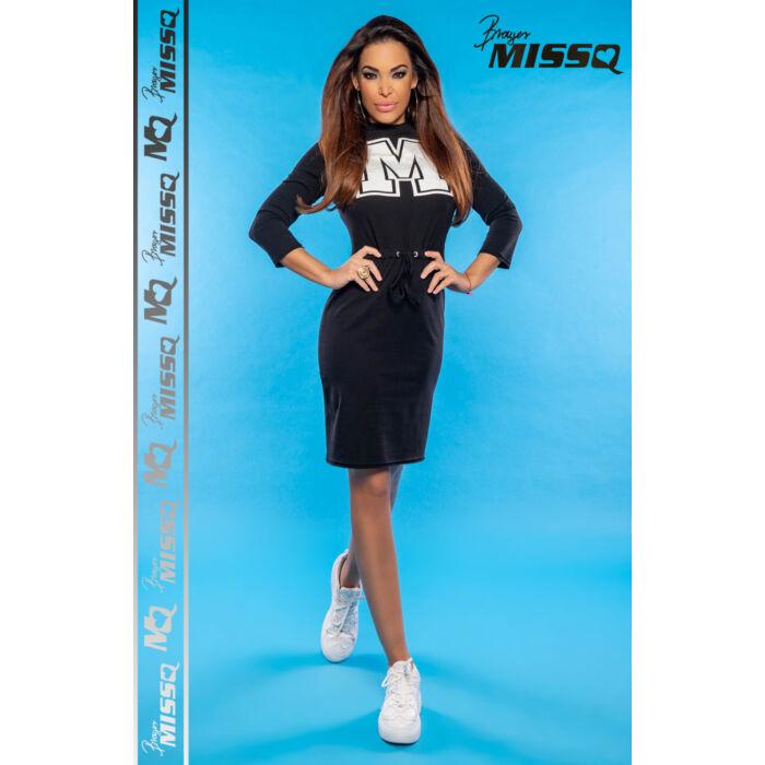 Jelena MissQ ruha/Fekete
