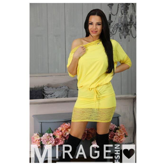 Nelly csipkés Mirage ruha