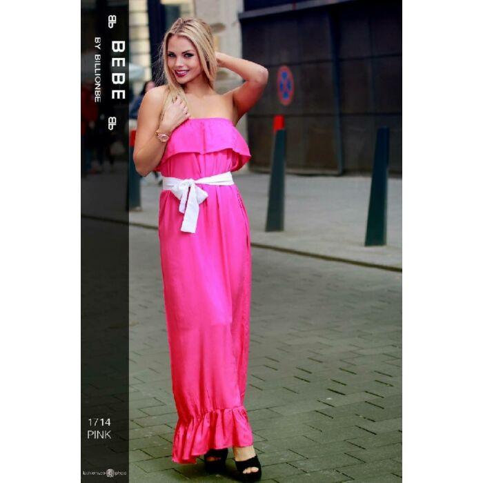 1714 pink Bebe ruha