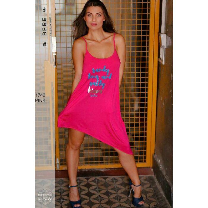1746/pink Bebe ruha