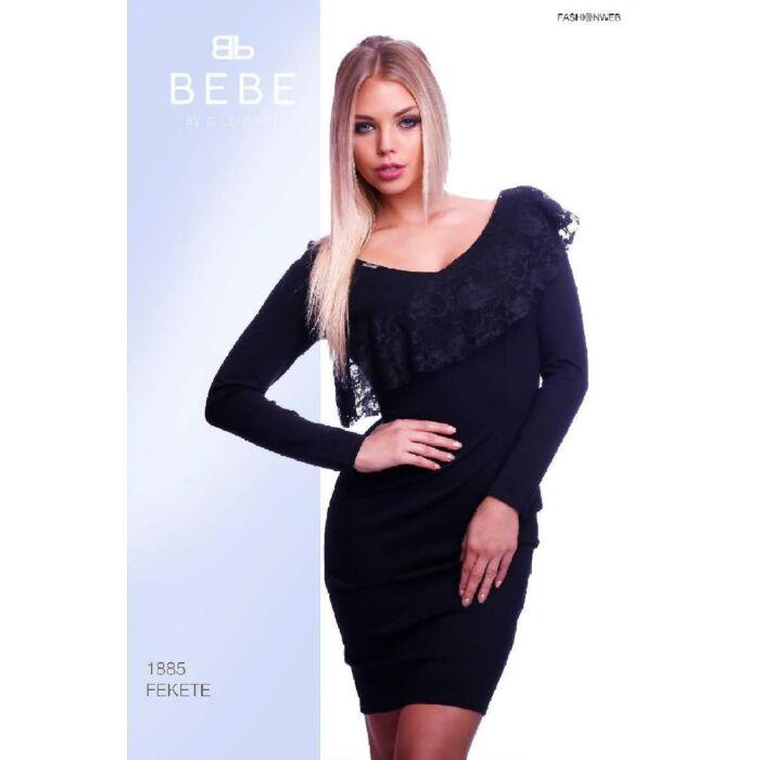 1885 fekete BEBE ruha