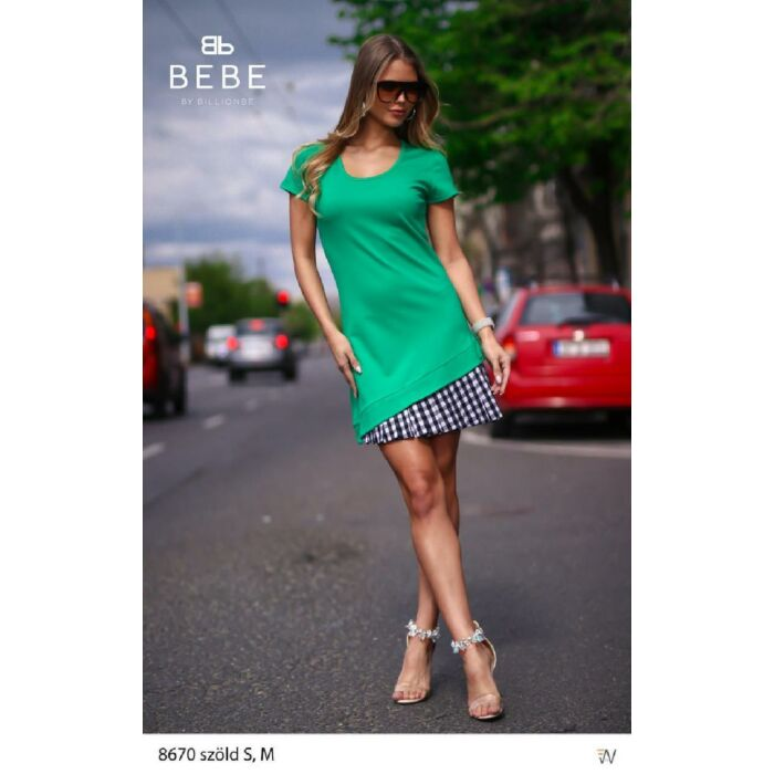 8670/zöld BEBE ruha