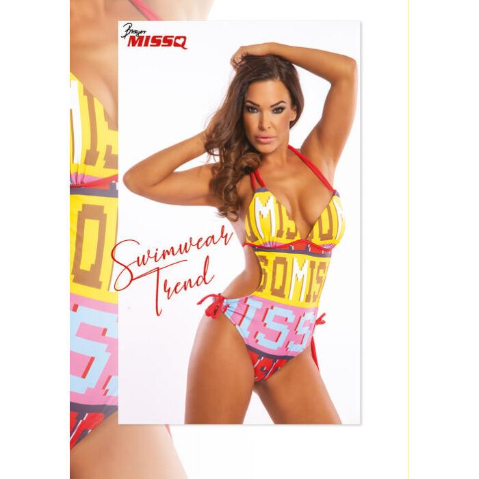 E.Ági egyrészes Missq bikini