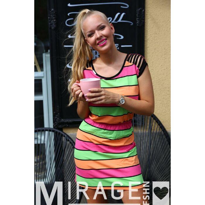 Birs pántos vállú Mirage ruha
