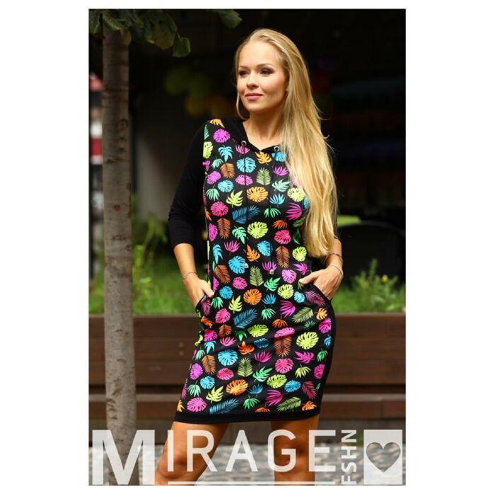 Virginia kapucnis/zsebes Mirage ruha