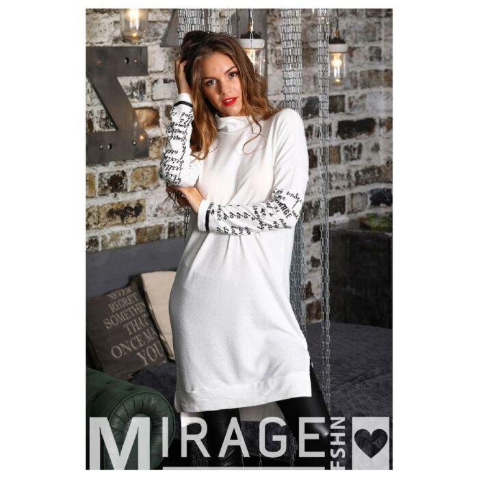 Júnó garbós Mirage pulóver