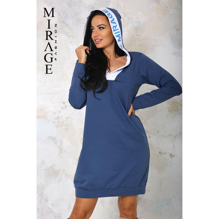 Rebci Mirage pulóver/kék