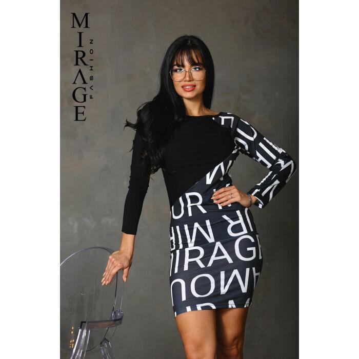 Tricolor Mirage ruha/fekete