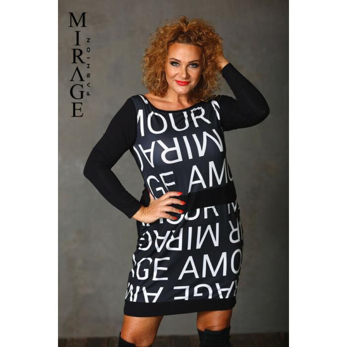 Way Mirage ruha/fekete